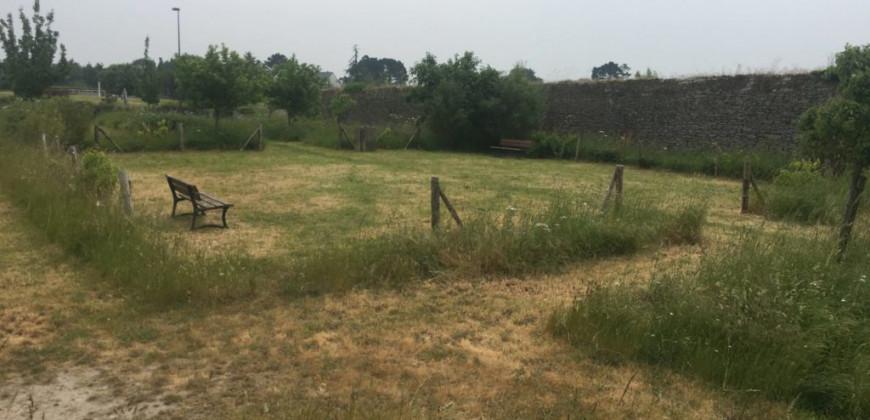 Guérande - Le jardin du petit séminaire