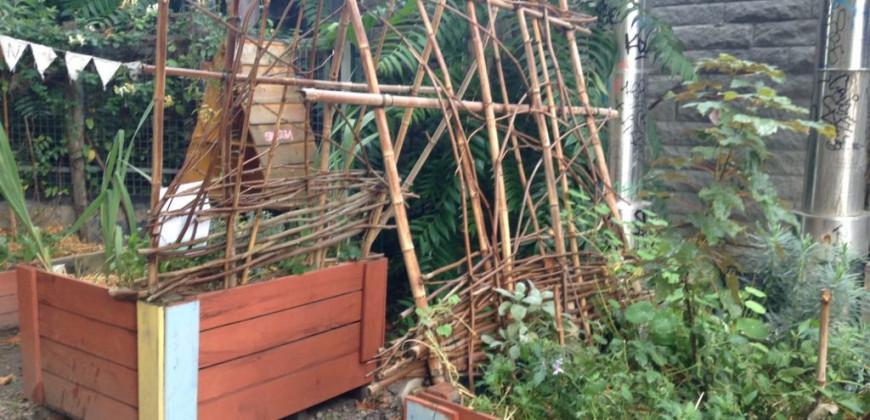 Nantes - Le jardin unique